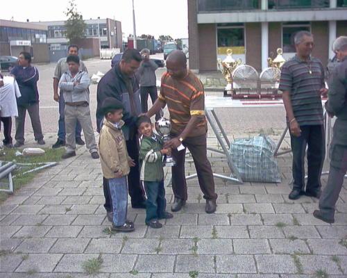 2004 - uitreiking