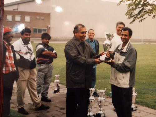 2000 - Roy Hafizkhan